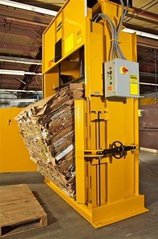 Compax Automatic Response Systems baler m60std