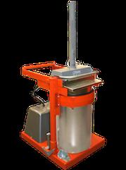 Specialty compactors automatic response compax