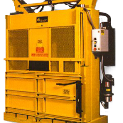 Compax Automatic Response Systems M60MD Vertical Baler