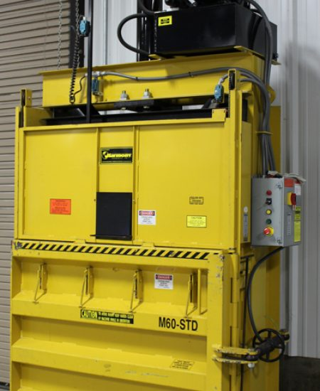 Automatic Response Systems ARS Compax m60std baler
