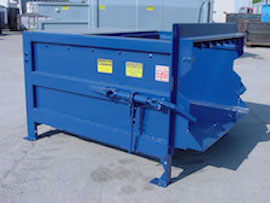 stationary-compactor compax