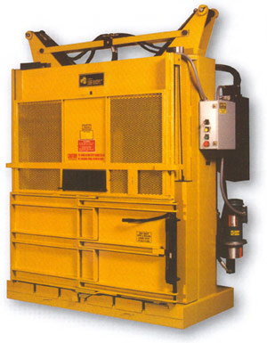 m60md vertical baler compax automatic response 1