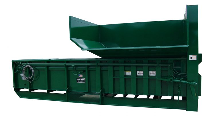 RJ-575HD stationary_compactor ARS Compax