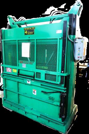 Compax ARS Vertical Baler