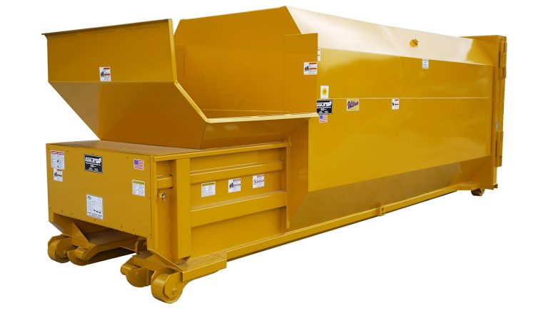 Stationary Compactor ARS Compax1