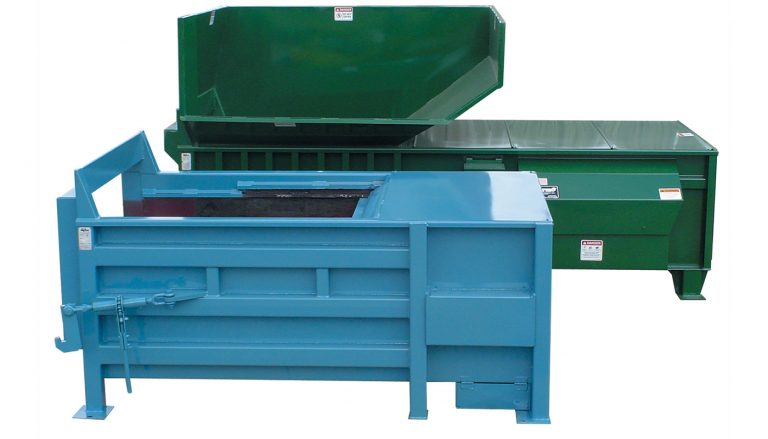 Stationary Compactor ARS Compax2